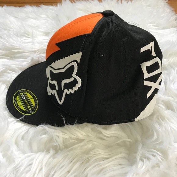 82c9d3a18e97d Fox Racing Premium Fitted Cap Hat